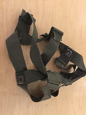 m1 , us helmet liner , sweatband suspension ,used A+