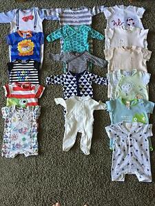 Bulk baby boy clothing NB - 03m Moorooka Brisbane South West Preview