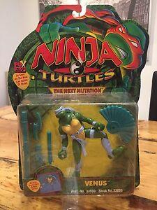 Venus Next Mutation Action Figure TMNT  ninja turtles