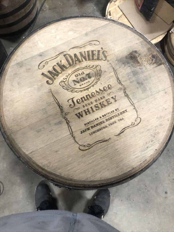 Jack Daniels Old No 7 Sour Masb Whiskey Barrel Lid
