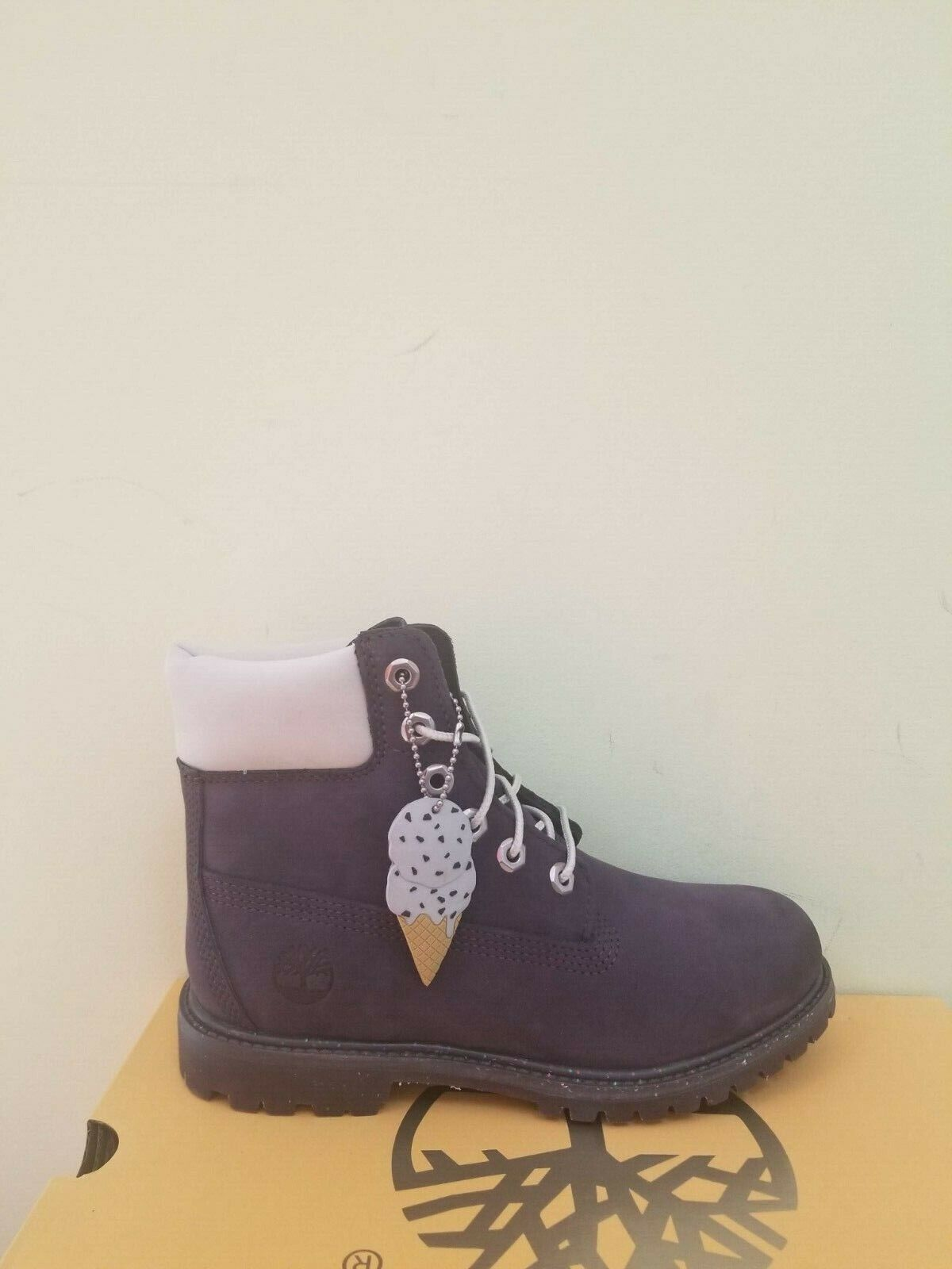 """Timberland Women's Ice Cream Collection 6 inch"""" Double Sole Waterproof Boots NIB"""
