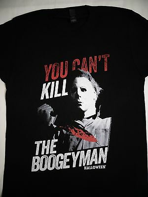 Michael Myers Halloween Horror Movie You Can't Kill the Boogeyman - Halloween The Boogeyman