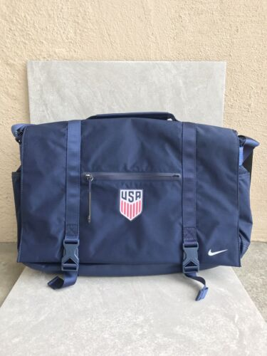 NIKE TEAM USA Laptop Shoulder bag PB0115 410 Exclusive RARE