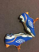 Umbro US size 1 footy shoes Happy Valley Morphett Vale Area Preview