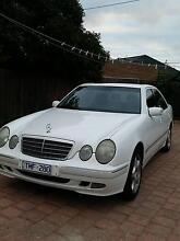 2000 Mercedes-Benz E240 Automatic long Rego service books North Melbourne Melbourne City Preview