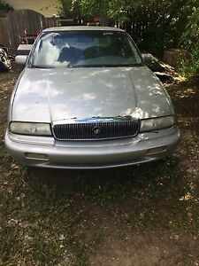 95 Buick Regal- needs some work