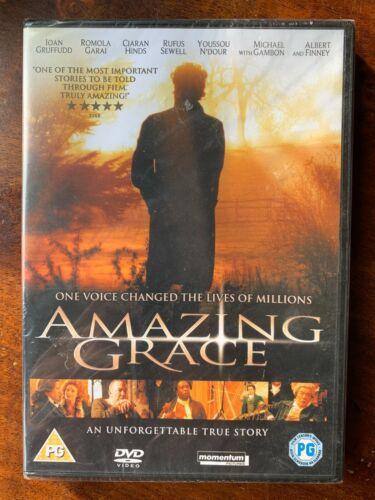 Amazing+Grace+DVD+True+Life+William+Wilberforce+Slavery+Abolishment+Drama+BNIB