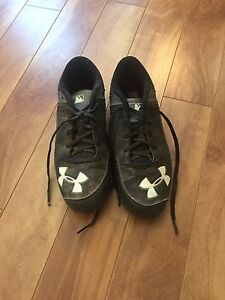 3Y Under Armour Baseball Cleats