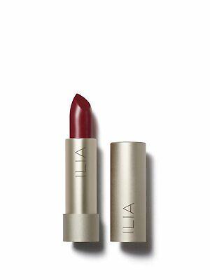 ILIA Organic Color Block High Impact Lipstick Rumba Performance Safe Beauty