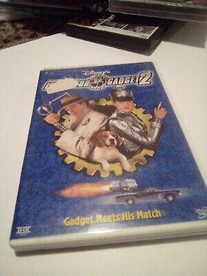 Walt Disney Inspector Gadget 2 Preowned DVD