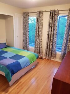 Room for rent July only