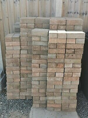 Block Paving Bricks Used