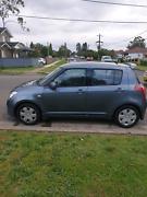 2006 Suzuki Swift Manual Pendle Hill Parramatta Area Preview