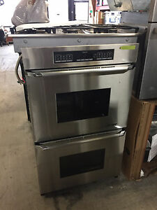 30 inch decor double wall oven