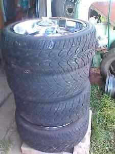 """22"""" x 9.5 mags n tires Mayfield Launceston Area Preview"""
