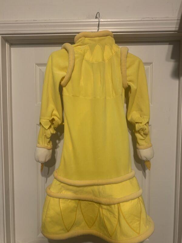 HTF Disney Store Lumiere Plush Costume Beauty & The Beast Child Size XS 4 RARE