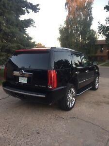 2007 Cadillac Escalade fully loaded AWD 6.2L V8