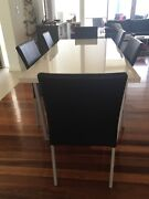 Dinning table for 6 (pick-up april 21&22) Henley Beach Charles Sturt Area Preview