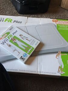 MOVING SALE Wii Fit Board NEED GONE ASAP
