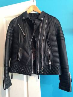 Leather jacket (Boda Skins) Pymble Ku-ring-gai Area Preview