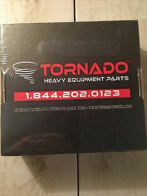 Tornado 36 Key Heavy Equipment Set Construction Ignition New Sealed Free Ship