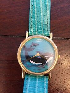 LADIES WHALE AND DOLPHIN WATCH