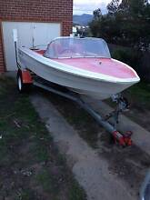 Savage Vampire Boat swap for 5 to 25 Hp Outboard Motor Mornington Clarence Area Preview