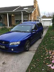 2006 Holden VZ SV6 ute Croydon Maroondah Area Preview