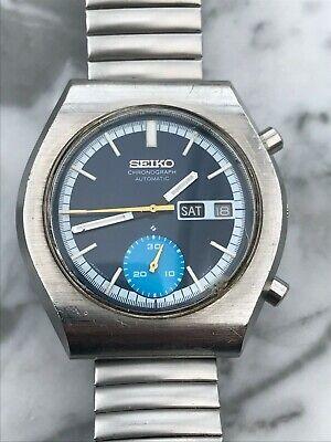 Vintage Seiko chronograph 6139-8020
