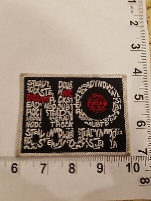 No Doubt Rock Steady Ska Punk Rock Band Jacket Hoodie Backpack Patch free ship