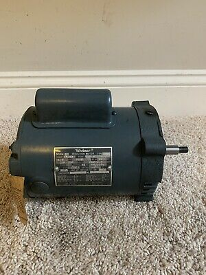 Wagner Induction Motor 13 Hp 3450 Rpm Runs Great