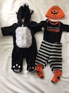 Halloween costume and outfit