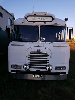 Custom 1950 sb3 bedford bus