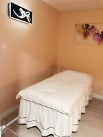 Grand opening downtown West end Massage center