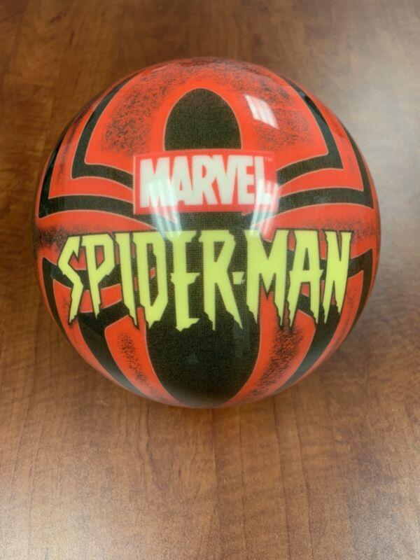 Brunswick 15 Lb 4 Oz Marvel Spider-Man Bowling Ball New No Box (Undrilled) Viz