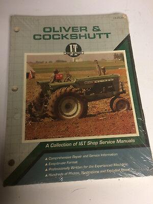 Intertec 0-202 Oliver Cockshutt Manual
