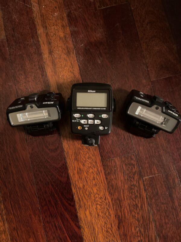 Nikon SB R1C1 Ring Light/Macro Flash for  Nikon