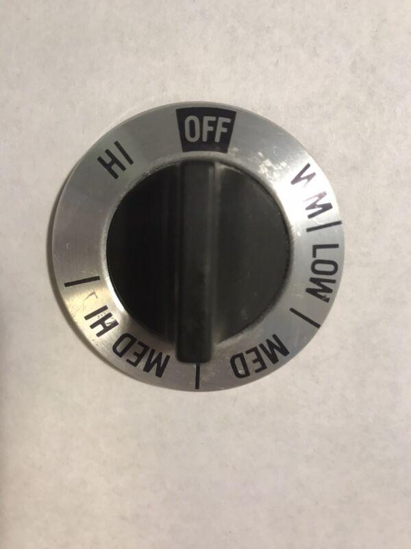 🟢Vintage Ge General Electric Range Burner Control Knob Original Ge Part