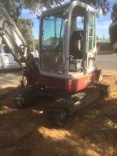 Takeuchi tb 138 fr excavator Lesmurdie Kalamunda Area Preview