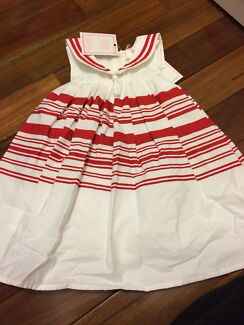 Wanted: Brand new with tags pumpkin patch dress in a size 0.