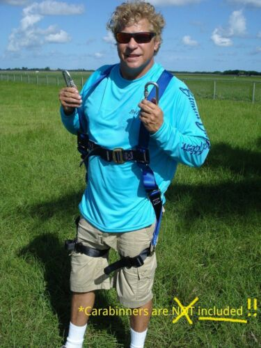 Paragliding Paramotor Paraglider PPG ground handling training suitable harness