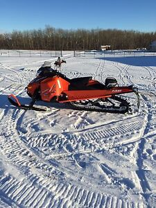 2015 Ski Doo Summit X
