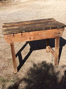 Vintage Wooden Tool Bench - Great Kitchen Island Truro Mid Murray Preview
