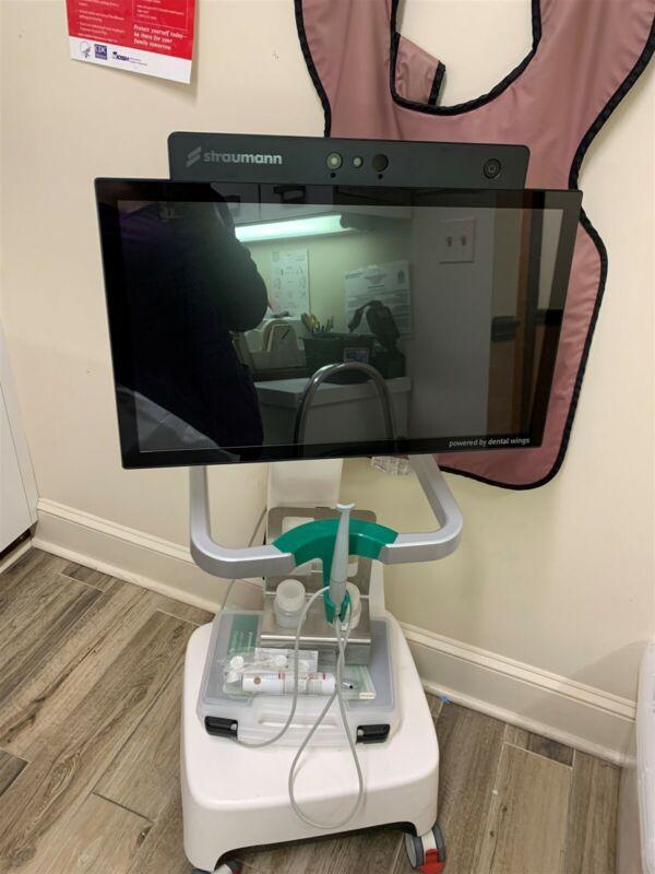 Straumann DW10- 001 Dental Wings 2018 CAD/CAM Dentistry Scanner 240V Unit