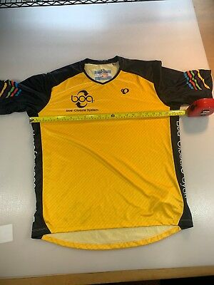2895c954b Pearl Izumi Mtb Cycling Jersey Medium M (6550-31)