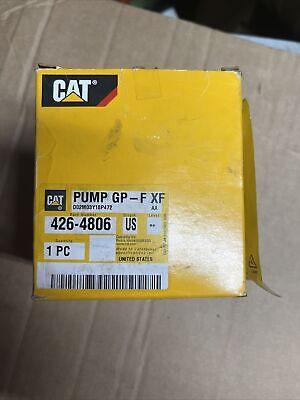 Caterpillar Cat Pump - Part No 426-4806 - New