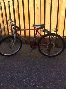 VINTAGE RALEIGH ROCKY 2