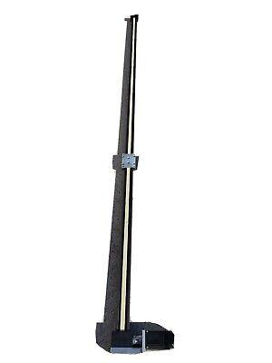 108 Br Linear Motion Guide Belt Drive Rail Slide Stage Actuator Stepper Motor