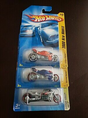 Hot Wheels Canyon Carver New Models Variation & Airy 8 Lot of 3