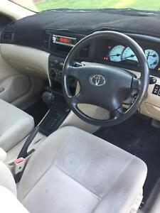 2003 TOYOTA COROLLA AUTOMATIC SEDAN $3999 ( LOVELY AUTOMATIC )
